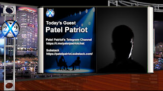Patel Patriot-Devolution Was Strategically Planned By Trump & The Military To Take Back The Country