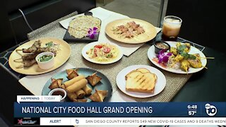 National City food hall set for grand opening