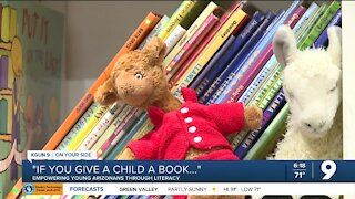 Literacy program helps students foster love of reading