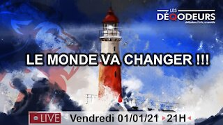 LE MONDE VA CHANGER !!! part 6 bis le tweet de Lin Wood (live 1er janvier)