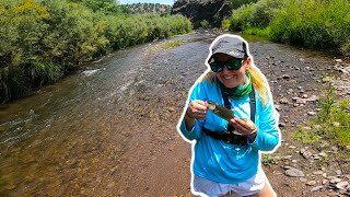 New Mexico Small Mouth Bass Fishing