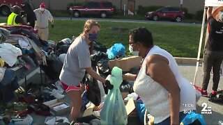 Help and hope: How the community rallied after the explosion