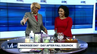 Innergize Day: Day after Fall Equinox