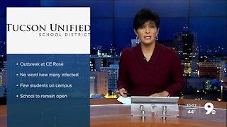 TUSD confirms COVID outbreak at C.E. Rose preK-8