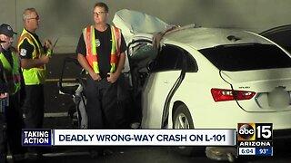 DPS: Wrong-way driver kills 20-year-old woman in crash