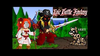 epic battle fansty 1/2