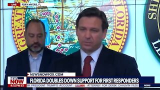 Gov DeSantis Tells Antifa and BLM to Stay Out of Florida!