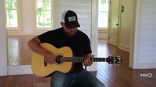 IN YOUR COMMUNITY: Meet country music artist Cody Weaver