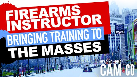 Detroit Firearms Instructor Bringing Training To The Masses