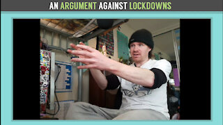 Soapbox Sewer - An Argument Against Lockdowns