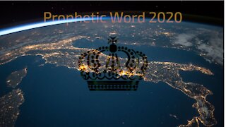 Prophetic Word for 2020, Part One