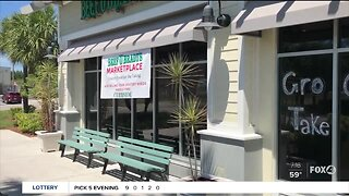 Cape Coral restaurant sells high-demand grocery items and curbside pickup
