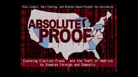 """Mike Lindell """"Absolute Proof"""" 2/5/21"""