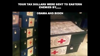 ARE OBAMA AND BIDEN STILL STEALING MONEY FROM US?