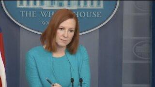 Jen Psaki Mocks Americans Concerned About Border Crisis
