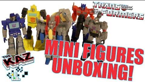 Transformers Mini Figures