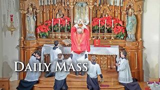 Holy Mass for Thursday June 3, 2021