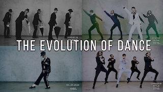 Dance Crew Demonstrates The Evolution Of Dance (1950 - 2019)