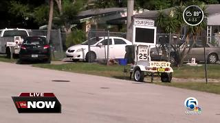 Delray Beach homeowner concerned about cars speeding in neighborhood