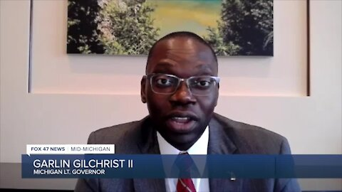 Lt. Gov. Garlin Gilchrist II said state officials were already studying racial disparities well before the COVID-19 pandemic hit, but the deep disparities revealed by the pandemic were alarming.