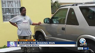 Police looking for missing man with Down Syndrome
