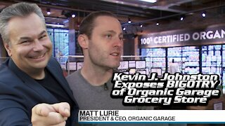 Organic Garage Grocery Store Manager Admits Being A Bigot of The Disabled