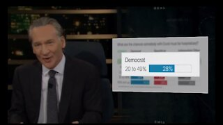Bill Maher HITS Dems For Spreading COVID Misinformation