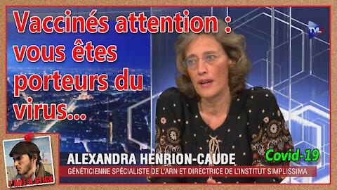 2021/048 L'essentiel à retenir de Alexandra Henrion-Caude