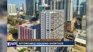 Affordable housing shortage impacting cities across the country