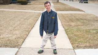 The Incredible Man With Legs Like Scissors | BORN DIFFERENT