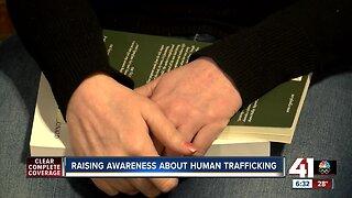 Raising awareness about human trafficking