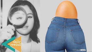 Selena Gomez Is BACK On Instagram! Blac Chyna ROASTS Kylie Jenner For LOSING To An Egg! | DR
