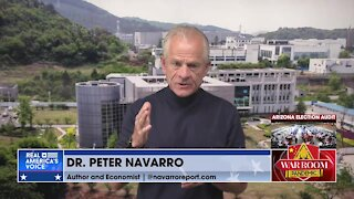 Navarro Challenges Fox News' Cavuto to Debate Fauci as the 'Father of the Virus'