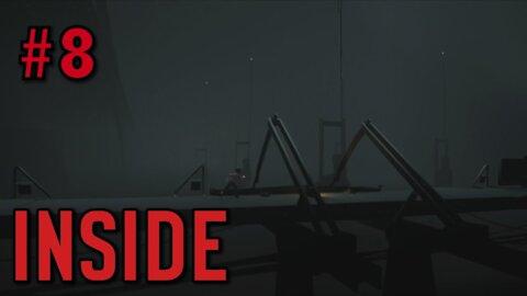 Playdead's INSIDE (Shockwave) Let's Play! #8