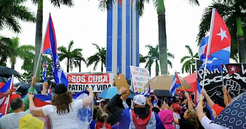 The Cuba protests deserve more attention