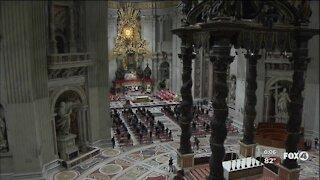 Catholic church will not bless same sex unions