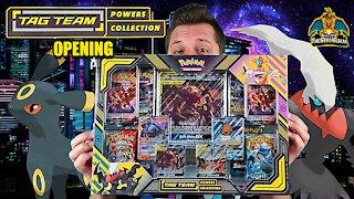 Tag Team Powers Collection | Umbreon & Darkrai GX | Pokemon Cards Opening