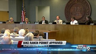 Pima County Supervisors approve plan for 'bike resort' near Saguaro National Park East