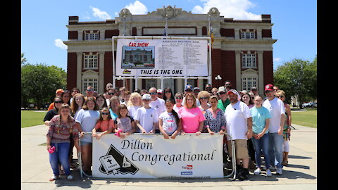 Community Charities - 14th Annual Dillon County Car Show, 2018