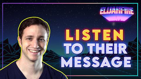 ElijahFire: Ep. 8 - Troy Black - LISTEN TO THEIR MESSAGE