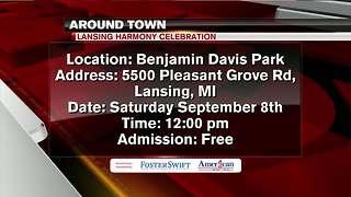 Around Town - Lansing Harmony Celebration