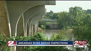 Tulsa bridge inspections