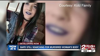 BA family mourns daughter after murder