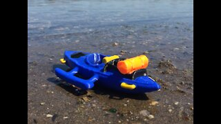 3D Printed Adventure Kayak