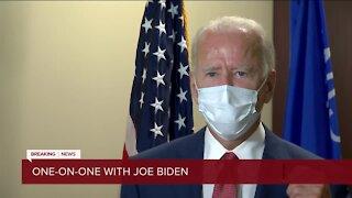 Biden: Racism is a national public health crisis