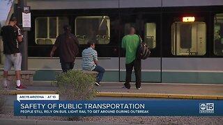 Safety of public transportation