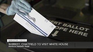 Shirkey, Chatfield to visit White House