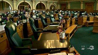 Colorado lawmakers considering possibility of suspending legislative session