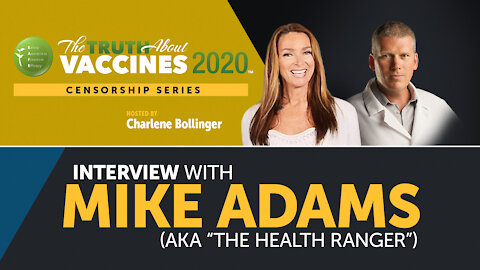 Charlene Bollinger interviews Mike Adams