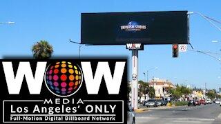 Universal Studios Hollywood WOW Media Los Angeles